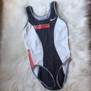 Athletic Nike One Piece Swimsuit